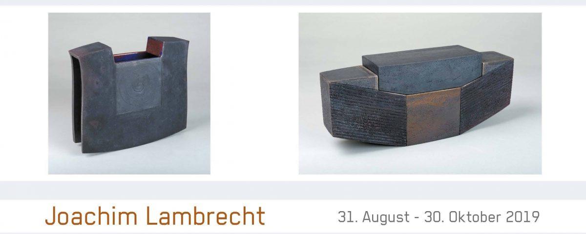 Ausstellung Joachim Lambrecht