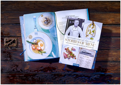 "Discover Rotter Glas in ""Stories of Menu"""