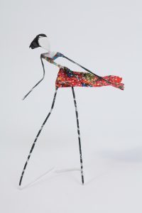 Artemani Lübeck Ausstellung Papier Mode Kunst