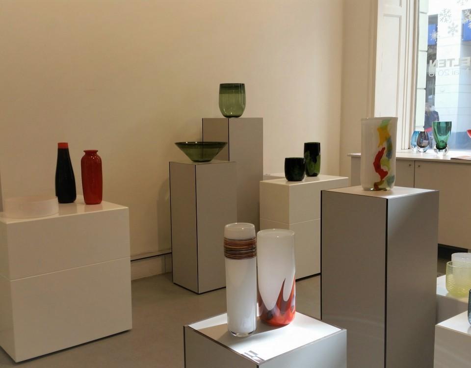 Artemani Ausstellung Glasfachschule Zwiesel
